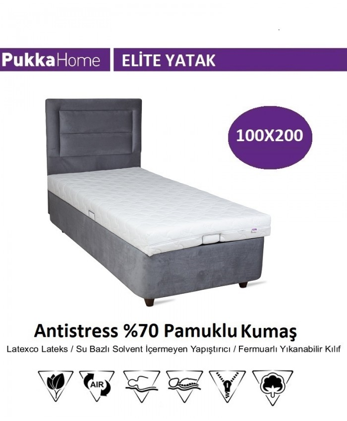 Elite Yatak 100X200 - Pukka Elite Yatak