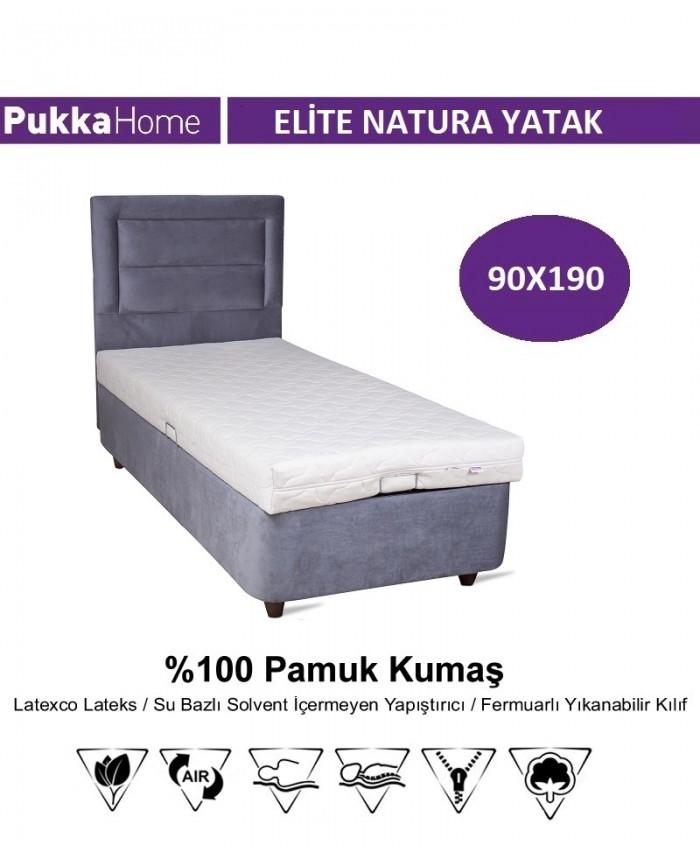 Elite Natura 90X190 - Pukka Elite Natura Yatak