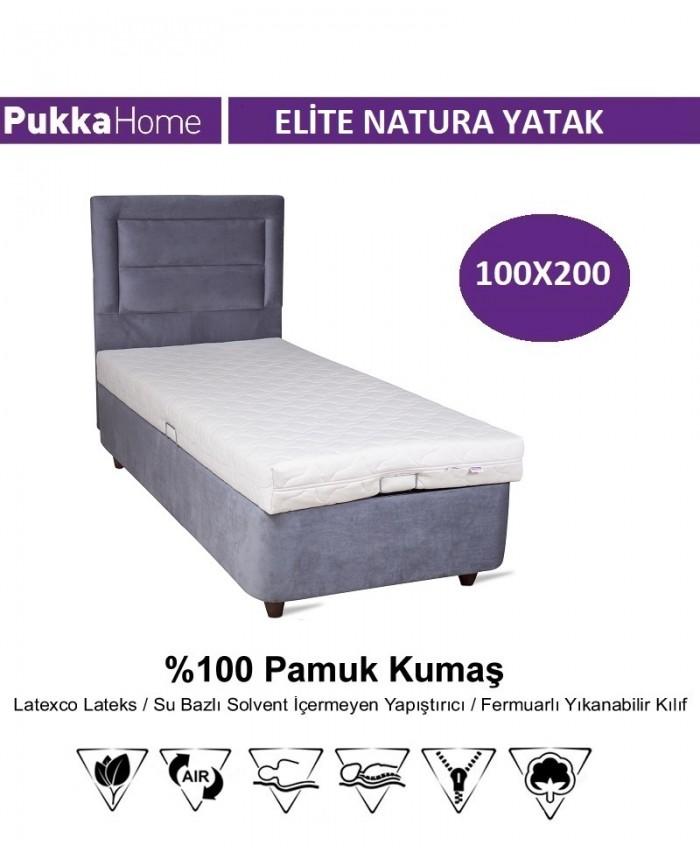 Elite Natura 100X200 - Pukka Elite Natura Yatak
