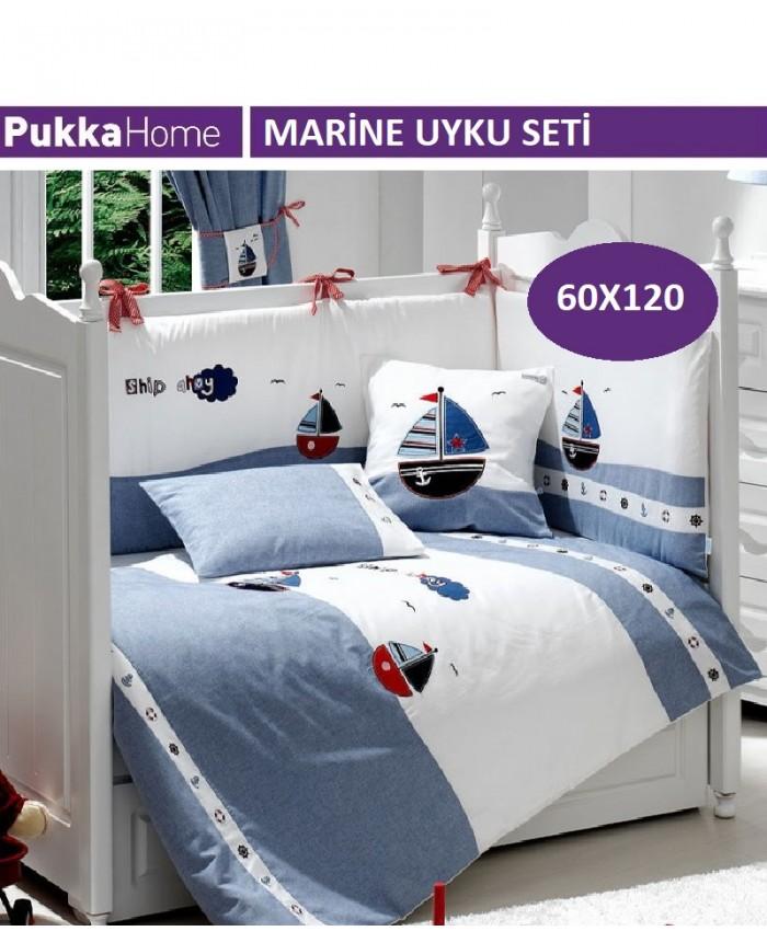 Set Marine 60X120 - Marine Uyku Seti